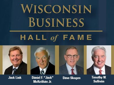 View the details for Wisconsin Business Hall of Fame